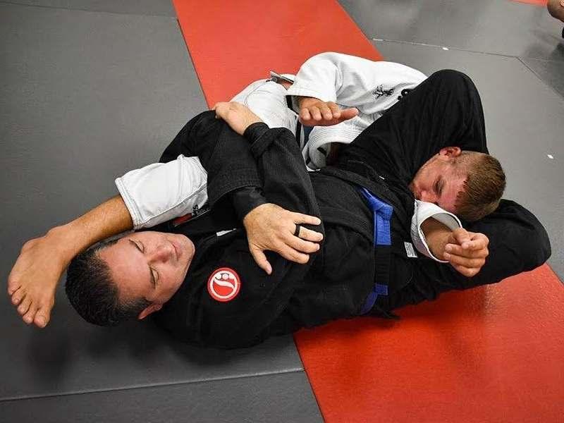 Teens & Adults Brazilian Jiu-Jitsu training in Delray Beach