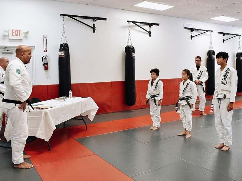 K4, RMBJJ Academy Delray Beach FL