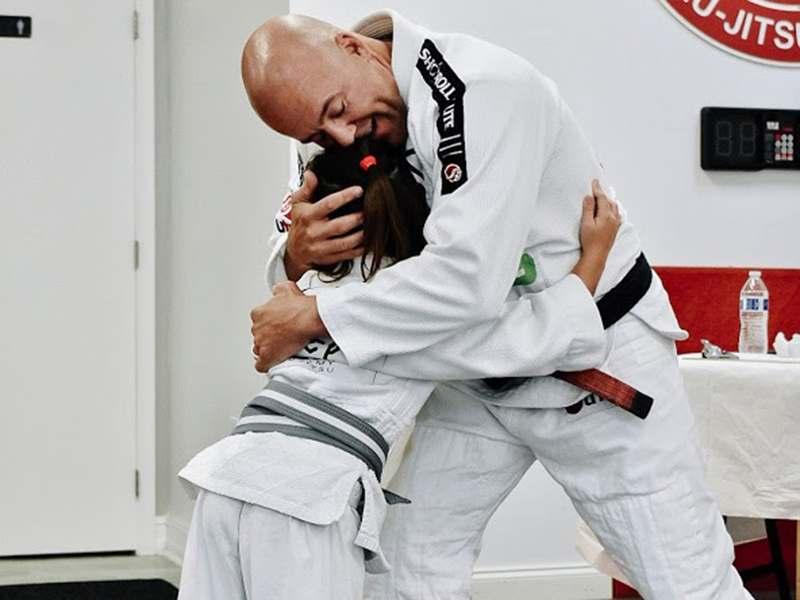 Preschool Brazilian Jiu-Jitsu
